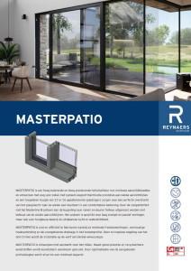 Folder Masterpatio