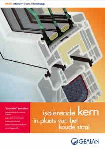 Gealan S9000 IKD Windowmakers