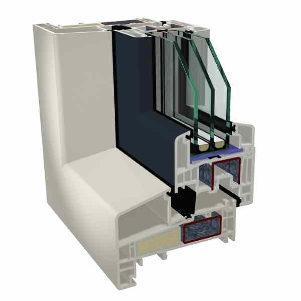 Gealan S9000NL Windowmakers