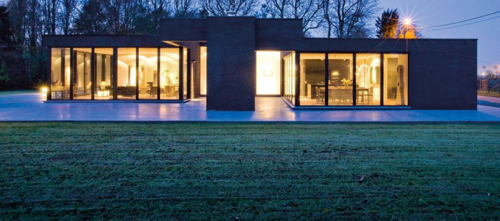 Windowmakers aluminium ramen en deuren