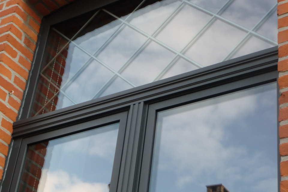 reynaers aluminium windowmakers kruishouten glas